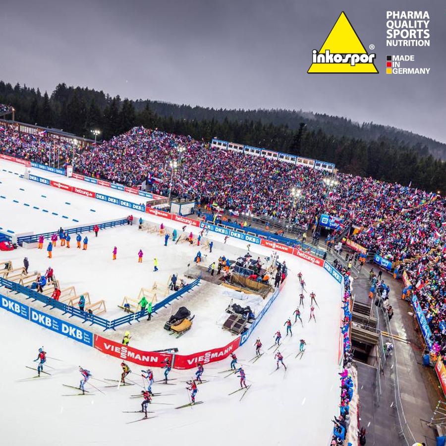 Světový pohár v biatlonu 2018 v Novém městě na Moravě
