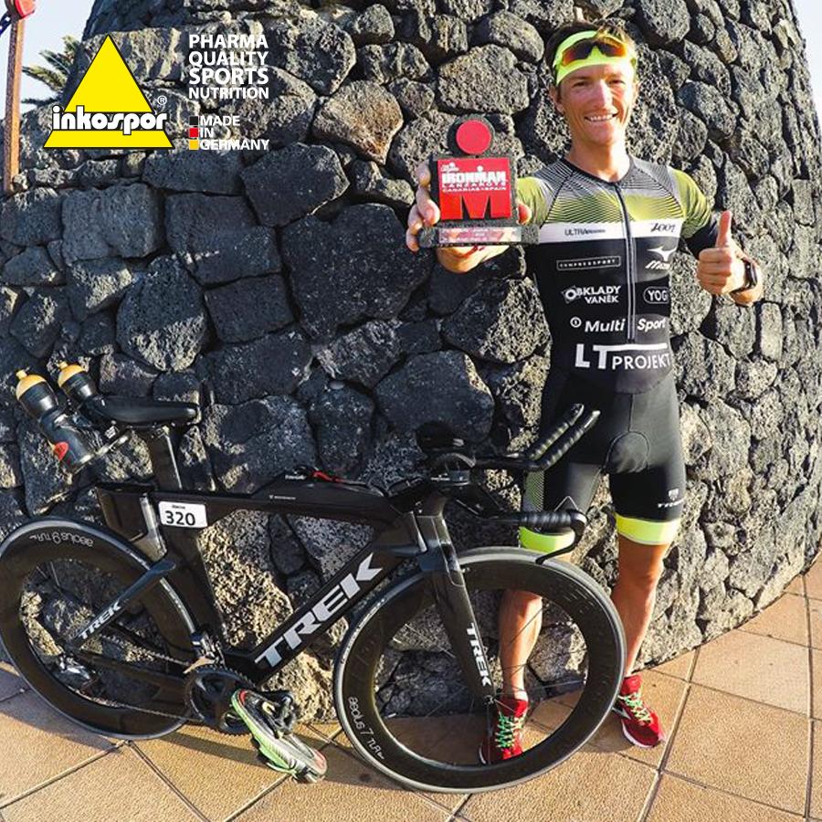 Petr Soukup vybojoval místo na MS Hawaii