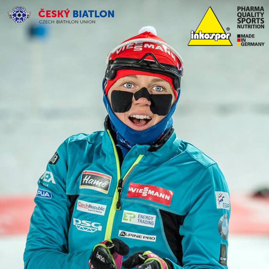 Eva Puskarčíková si zajistila 7. místo v individuálním závodě