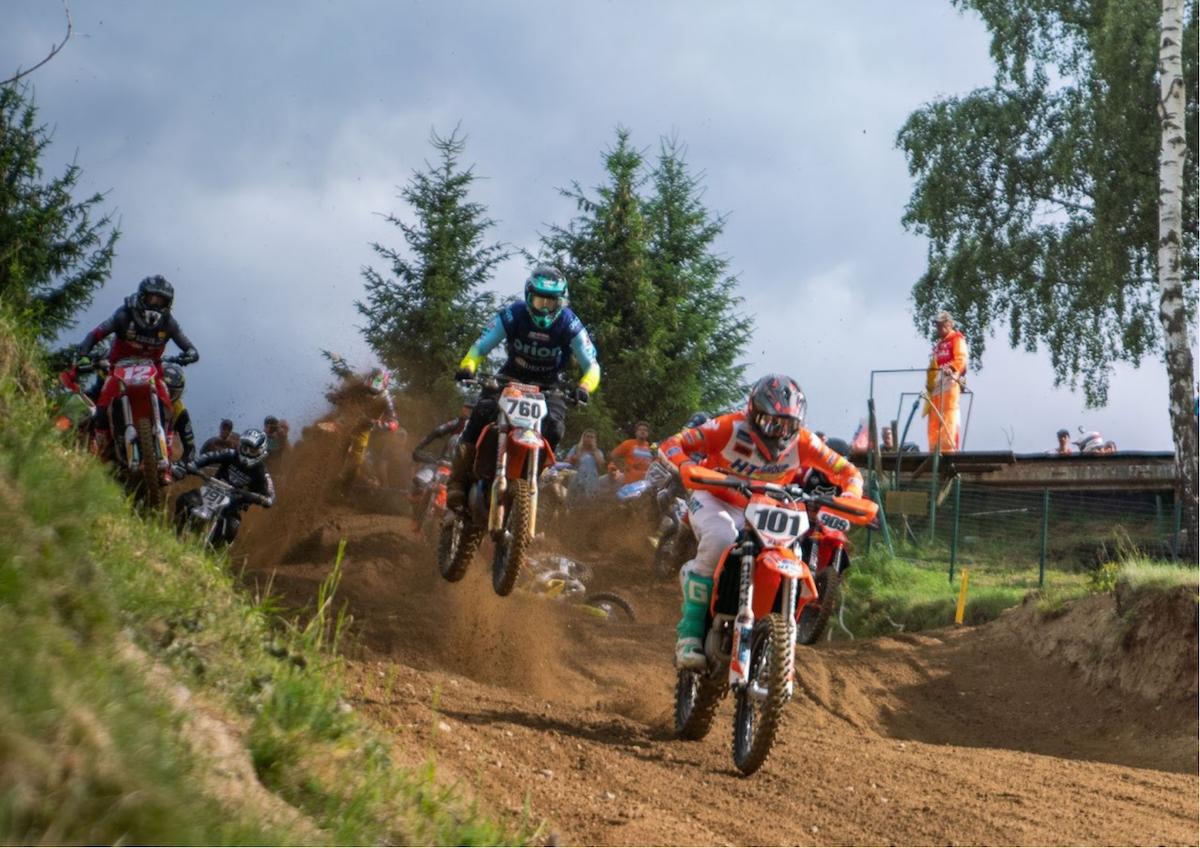 Rozhovor s motokrosovým závodníkem Václavem Kovářem