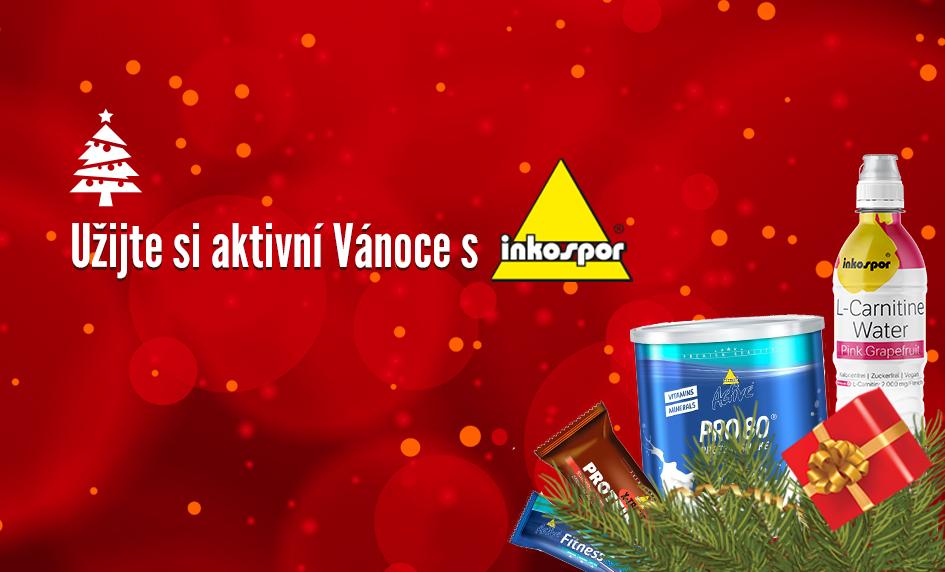 Užijte si aktivní Vánoce s Inkospor