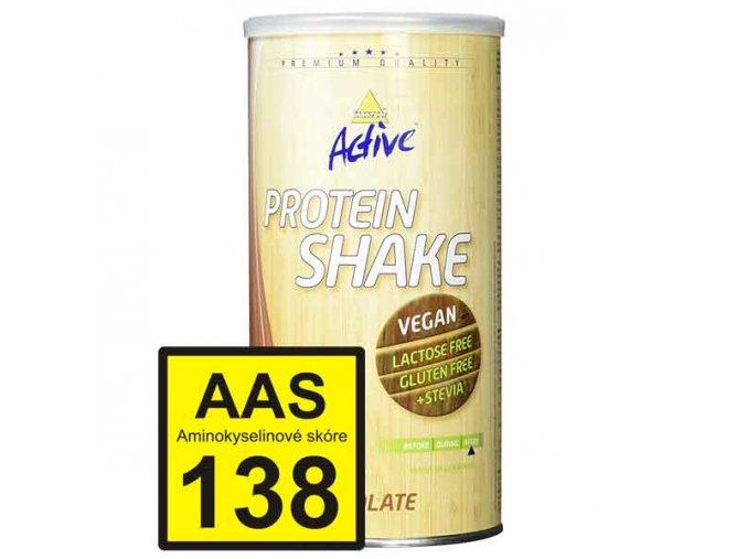 Proteiny a aminokyseliny bez laktózy
