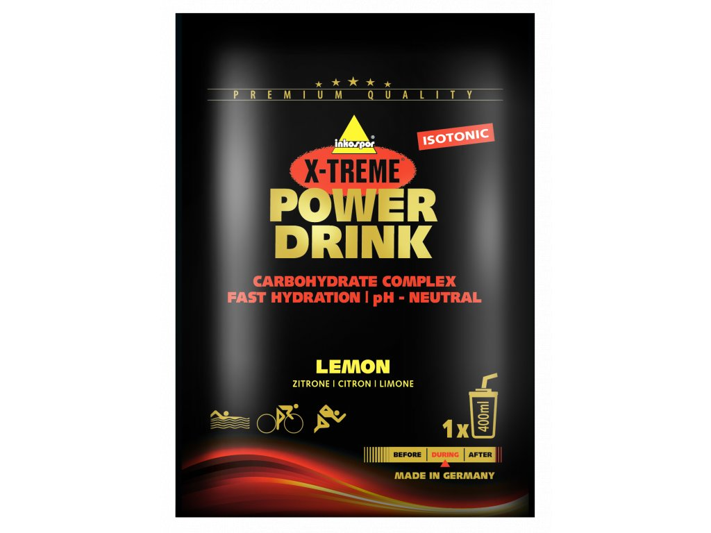 X-TREME Power-drink sáček (1porce) 35 g