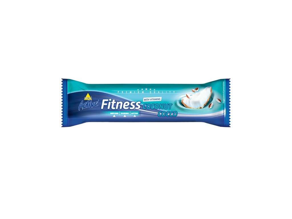 ACTIVE Fitness kokos 35 g