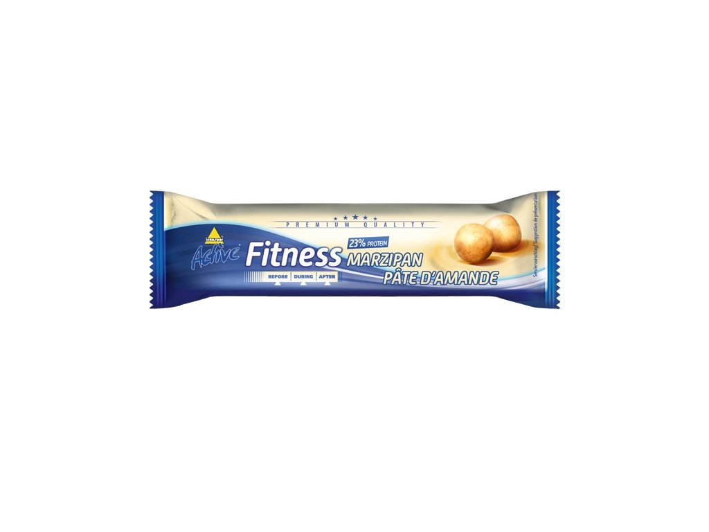 ACTIVE Fitness marcipán 35 g