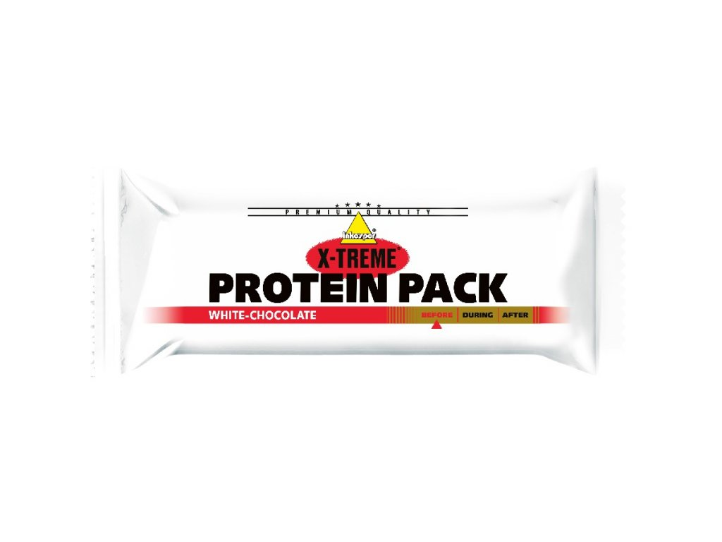 X TREME PROTEIN PACK White Chocolate