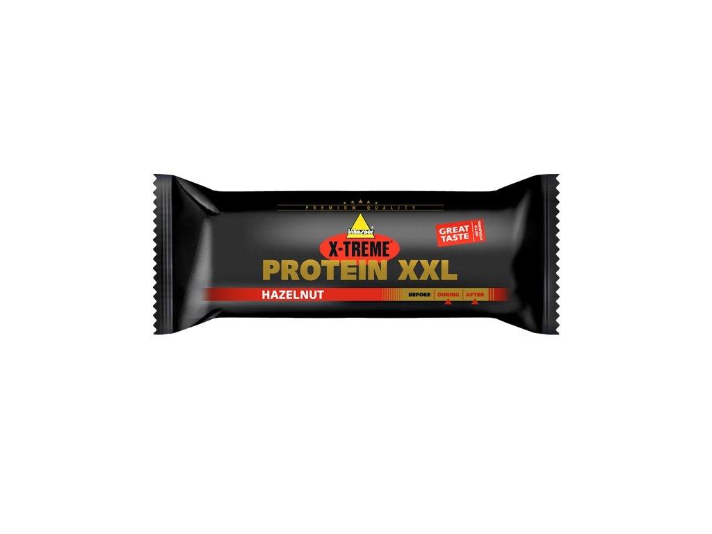 X-TREME Tyčinka Protein XXL lískový oříšek 100 g