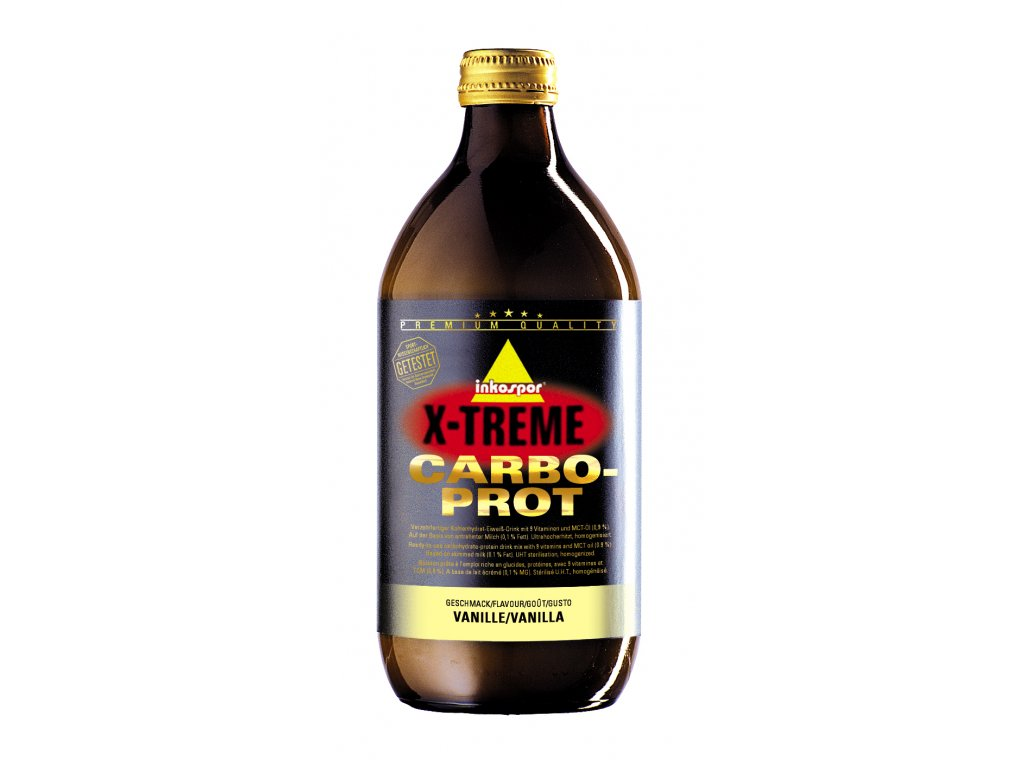 X-TREME Carbo-Prot 500 ml