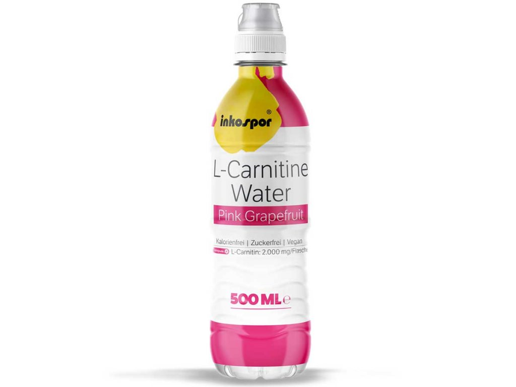 l carnitine water grpaefruit
