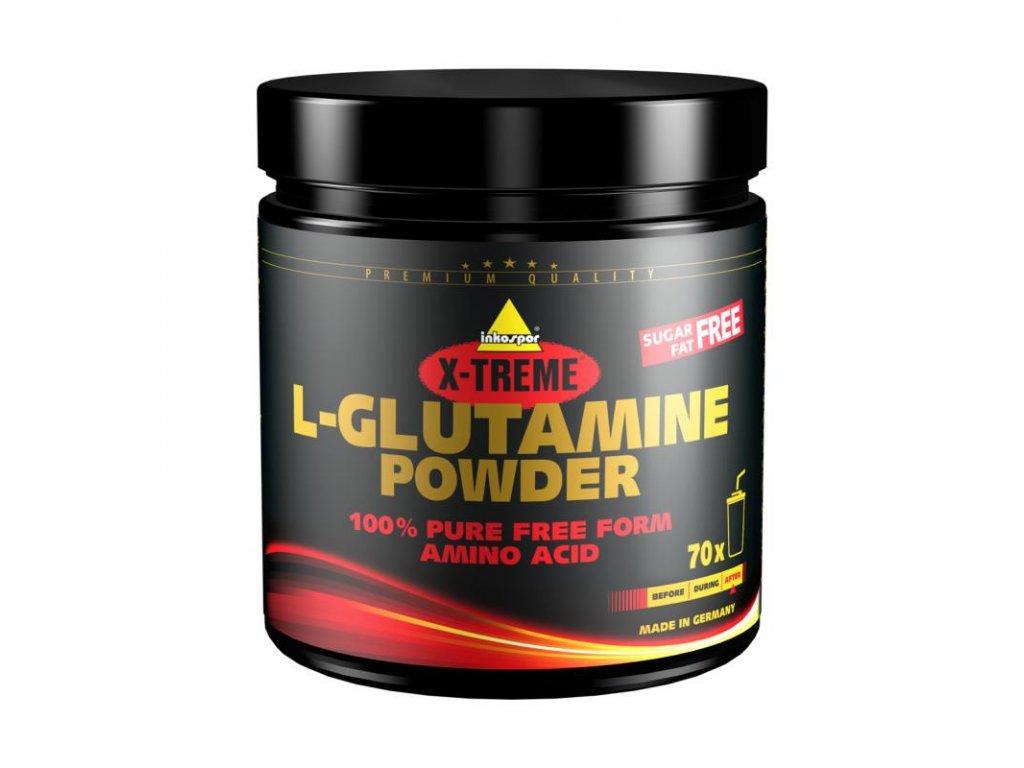l glutamine protéine