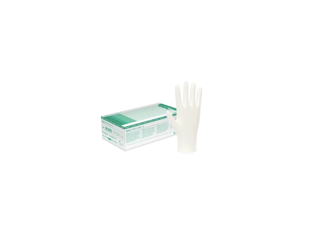 vasco nitril white