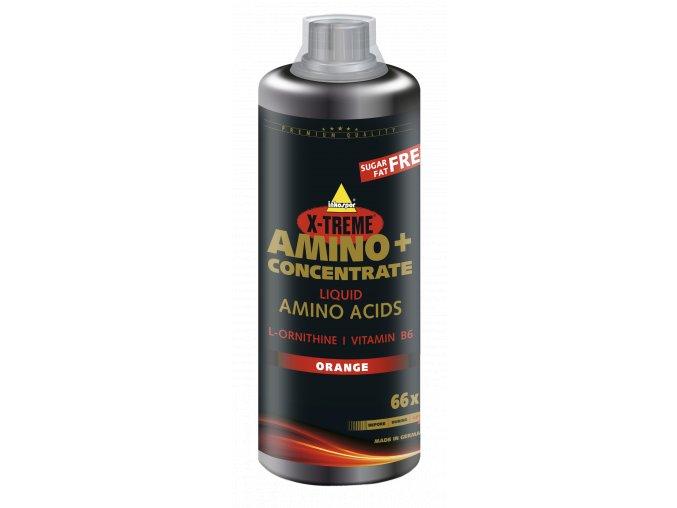 X-TREME Amino+ koncentrát pomeranč 1000 ml