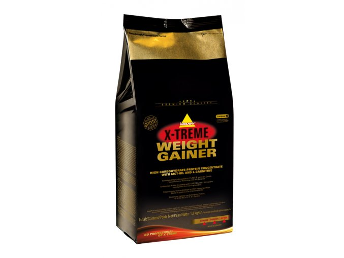 X-TREME Weight Gainer sáček 1200 g
