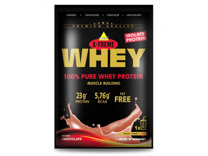 X TREME WHEY Chocolate sachet 30g