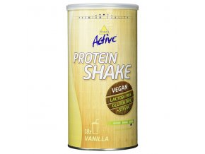 ACTIVE Protein shake bez lepku a bez laktózy 450 g