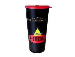 X-Treme plastový kelímek s víčkem 0,5l