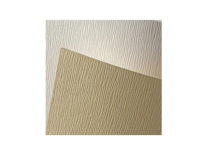 Papír Galerie Standart A4/230gr.20 listů Kůra bílá