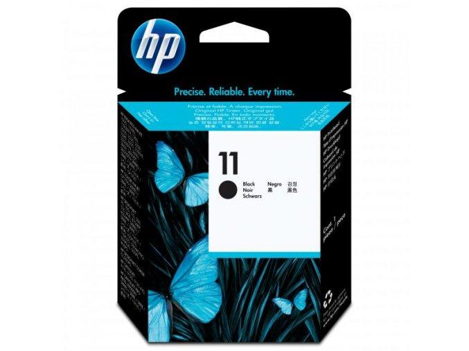 HP originální tisková hlava C4810A, HP 11, black, 16000str., HP Business Inkjet 2xxx, DesignJet 100