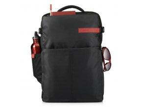 """Batoh na notebook 17,3"""", Omen Gaming Backpack, černý z polyesteru, HP"""