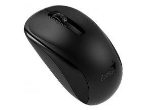 Genius Myš NX-7005, 1200DPI, 2.4 [GHz], optická, 3tl., 1 kolečko, bezdrátová, černá, 1 ks AA, BlueEye snímač