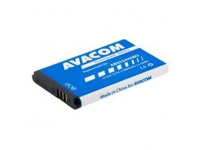 Avacom baterie pro Samsung B2710, C3300, Li-Ion, 3.7V, GSSA-2710-1000A, 1000mAh, 3.7Wh