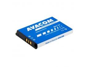 Avacom baterie pro Sony Ericsson K750, W800, Li-Ion, 3.7V, GSSE-K750-900, 900mAh, 3.3Wh