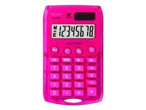 Rebell Kalkulačka RE-STARLETP BX, růžová, kapesní, osmimístná