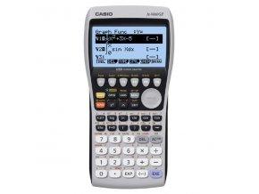 Kalkulačka Casio, FX 9860 GII, černo-stříbrná, grafická s 8-mi řádkovým displejem