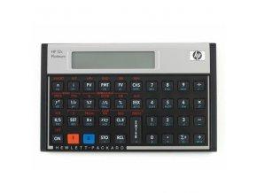 Kalkulačka HP, F2231AA, černá, finanční