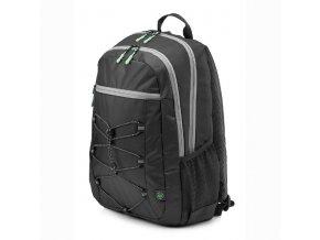 """Batoh na notebook 15,6"""", Active Backpack, černý z voděodolného materiálu, HP"""