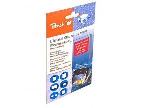 Ochranné sklo tekuté, PA109, univerzální, Peach