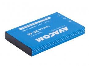 Avacom baterie pro Fujifilm, Kodak, Olympus, Samsung NP-60, KLIC-5000, LI-20B, SLB-1037, SLB-1137, Li-Ion, 3.7V, 1000mAh, 3.7Wh, D