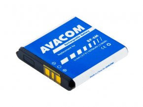 Avacom baterie pro Nokia 6233, 9300, N73, Li-Ion, 3.7V, GSNO-BP6M-S1070, 1070mAh, 4Wh