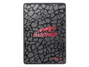 """Interní disk SSD Apacer 2.5"""", SATA III, 240GB, AS350, AP240GAS350-1 540 MB/s,560 MB/s, Panther"""