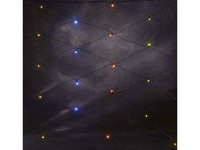 Síť  3751-500,120 LED Barevných, 2.5 x 1.5 m                                                   KONST