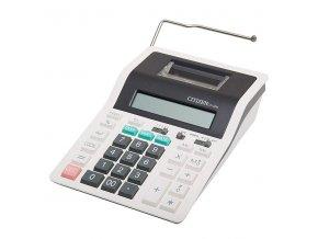Citizen Kalkulačka CX32N, bílo-černá, dvanáctimístná s tiskem, dvoubarevný tisk