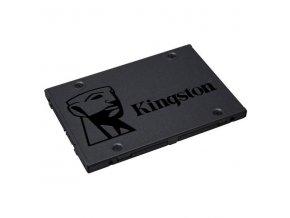 "Interní disk SSD Kingston 2.5"", SATA III, 480GB, A400, SA400S37/480G 500 MB/s,540 MB/s,540 MB/s"
