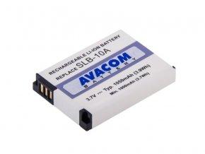 Avacom baterie pro Samsung ES50, PL51, M100, TL9, WB710, Li-Ion, 3.7V, 1050mAh, 3.9Wh, DISS-10A-734, náhrada za EA-SLB10A/WW, SLB-