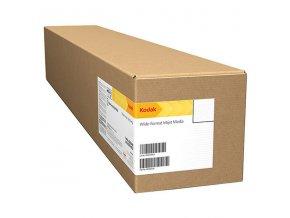 "Kodak 1372/30.5m/Premium Photo Paper, Satin Solvent, lesklý, 54"", KPPS54, papír (10 mil.), bílý, pro Solvent a Eco-Solvent inkoust"
