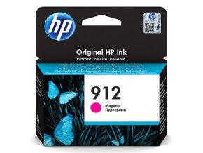 HP originální ink 3YL78AE, HP 912, magenta, 315str., high capacity, HP Officejet 8012, 8013, 8014, 8015 Officejet Pro 802