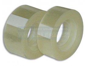 .Páska lepicí 24x33m transparentní