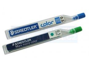 Tuha Staedtler 0,5 HB/12 barevná
