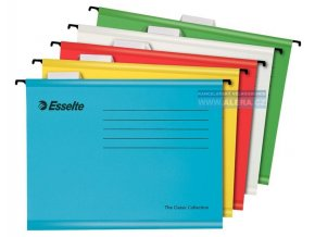 Závěsné desky Esselte Classic [ POUZE PO 25-ti ks ]