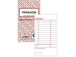 Tiskopis Paragon BAL NCR  PT005