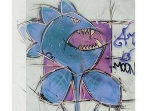 Obal na CD/1 kniha/CDCover/Graffiti monster