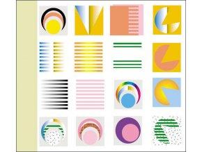 Obal na CD/1 kniha/CDCover/Magic squares