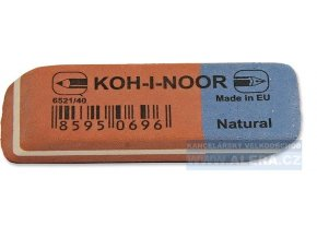 Pryž 6521/40 kombinovaná Koh-i-noor