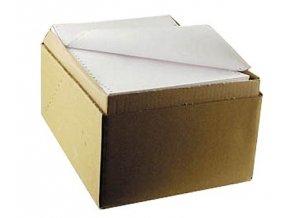 Papír  tabelační 24/12/1+0/2000listů  PPerforace Image