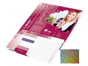 Fólie  R0560 A4 50listů Stardust holografická PET inkjet