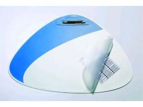 Podložka na stůl 69cm x 51cm Vegas Durable 7208 stříbrná